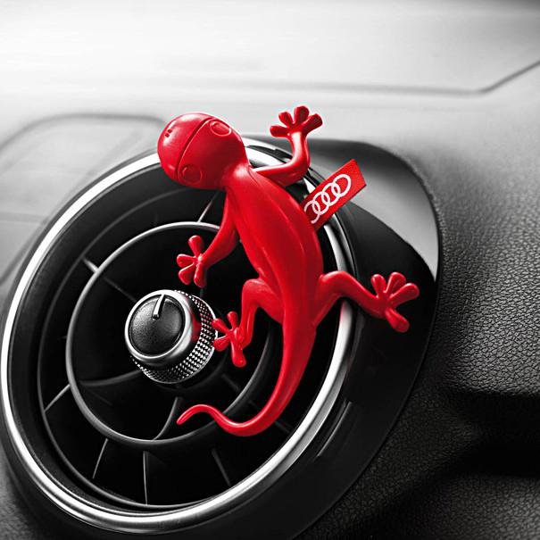 Audi Gekko geurverfrisser, rood