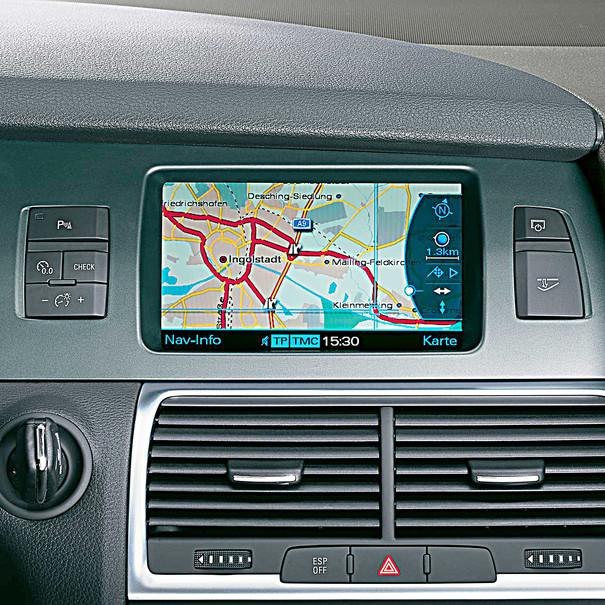 Audi Navigatie update MMI 2G, Europa 2018