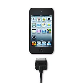 Apple dock-connector adapterkabel plus voor AMI, audio/video, rode plug