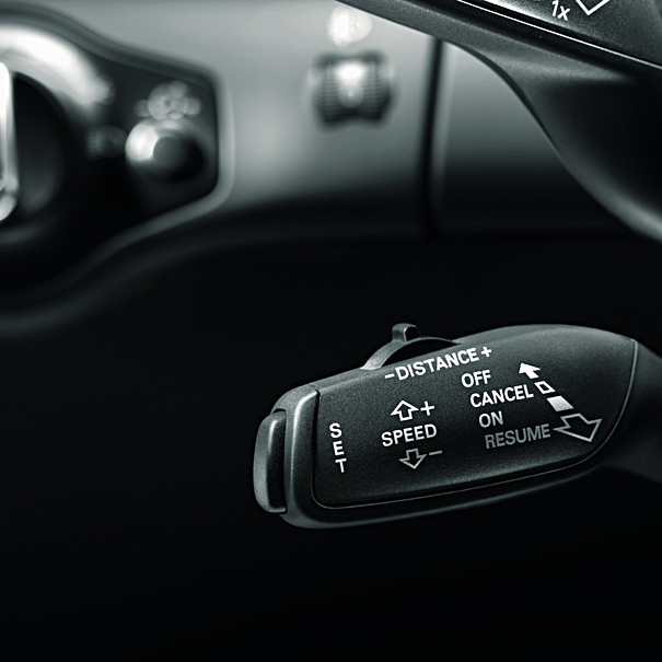 Audi Cruise control A6