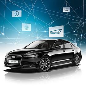 Audi Online verkeersinformatie 2 jaar