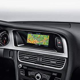 Audi Navi update Europa versie 2020 (MMI 3G-B)