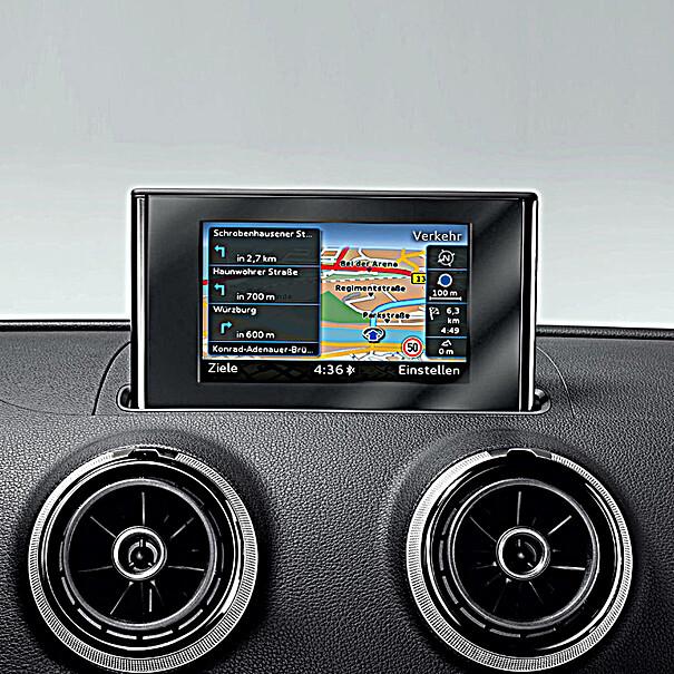 Audi Navi update Europa versie 2020/2021 (MMI 3G-B)