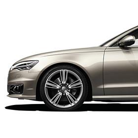 Audi 20 inch lichtmetalen zomerset, 5-tri-spaak