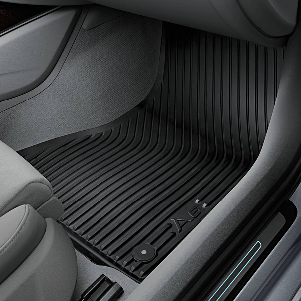 Audi Rubberen mattenset A6, voor