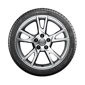 Audi 18 inch lichtmetalen winterset, 5-arm Semi-Y