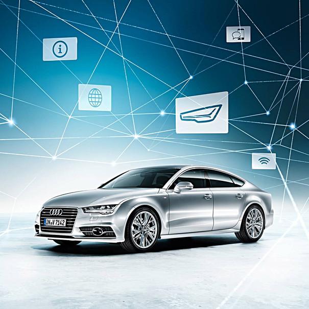 Audi Online verkeersinformatie 1 jaar