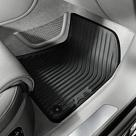 Audi Rubberen mattenset A8, achter