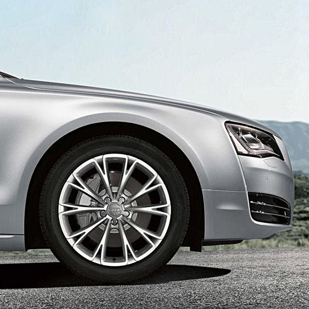 Audi 19 inch lichtmetalen zomerset, 10-Y-spaak