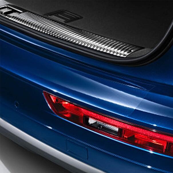 Audi Achterbumper beschermfolie, e-tron GT