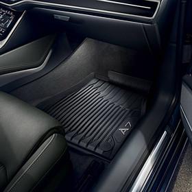 Audi Rubberen mattenset A6 en A7 Sportback, achter