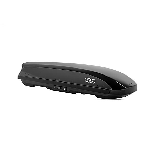 Audi Dakkoffer 250 liter brilliant zwart