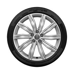Audi 19 inch lichtmetalen winterset, 10-spaak Dynamisch