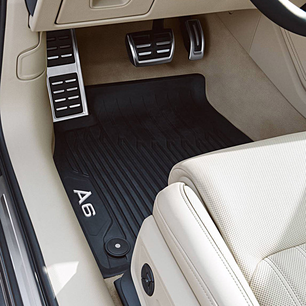 Audi All-weather mattenset A6 Limo/Avant, voor