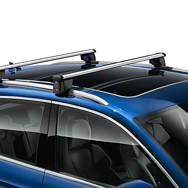 Audi Dakdragers e-tron sportback, inclusief dakreling