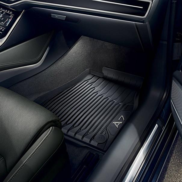 Audi Rubberen mattenset A7 Sportback, voor