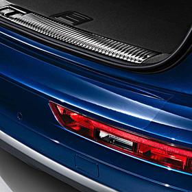 Audi Achterbumper beschermfolie, A6 Avant