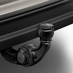 Audi Zwenkbare trekhaakset A6 allroad, inclusief 13-polige kabelset