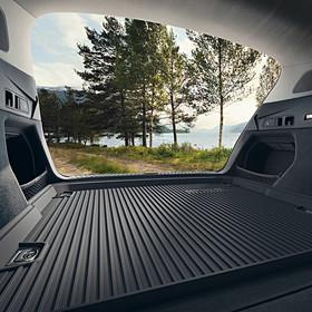 Audi Bagageruimteschaal e-tron