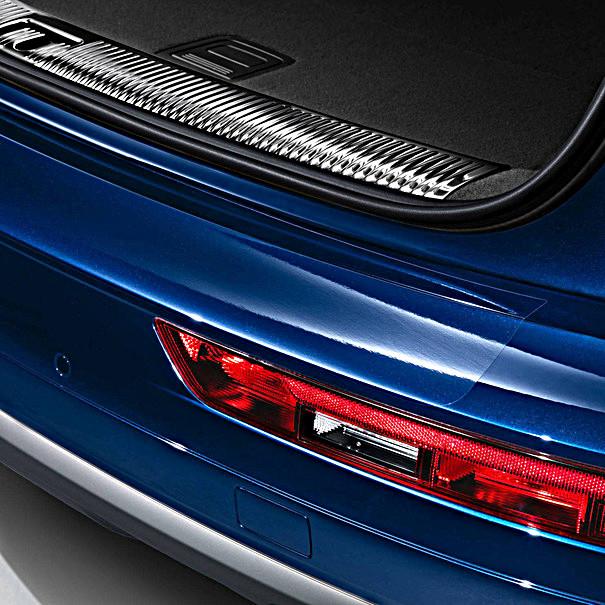 Audi Achterbumper beschermfolie, e-tron