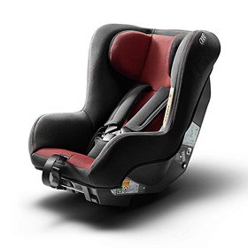 Audi Kinderstoel, misona rood/zwart