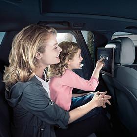 Audi RSE III 10,1 inch monitor (dubbele speler)