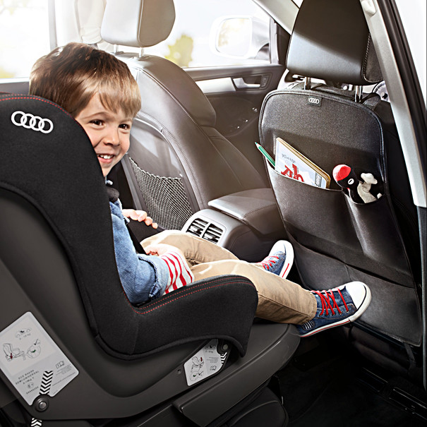 Audi Rugleuningbeschermer