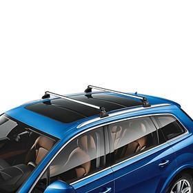 Audi Dakdragers Q7, met dakraling