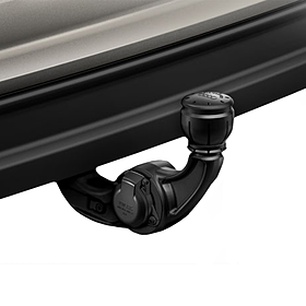 Audi Zwenkbare trekhaakset, Q7, inclusief 13-polige kabelset