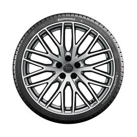 Audi 20 inch lichtmetalen winterset, 10Y-spaak
