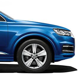 Audi 20 inch lichtmetalen zomerset, 5-arm Crena