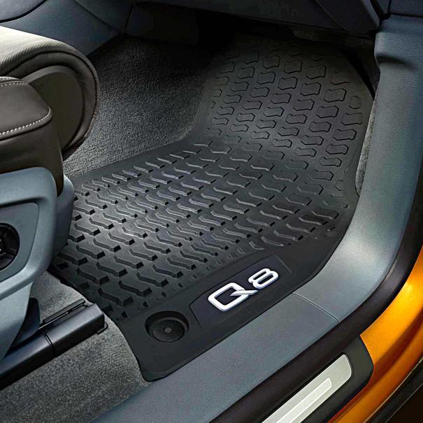 Audi All-weather mattenset Q8, achter