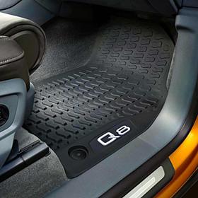Audi All-weather mattenset Q8, voor