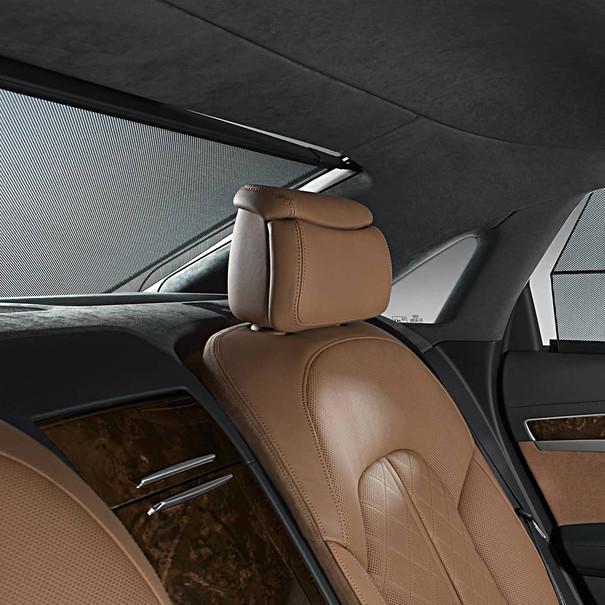 Audi Zonwering bagageruimte, A8