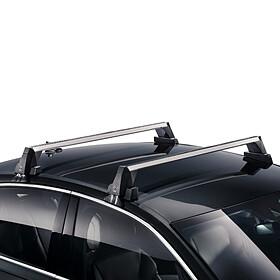 Audi Dakdragers A8L, zonder dakreling