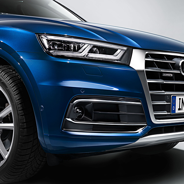 Audi Parkeerhulp voorzijde Q5