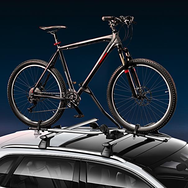 Audi Fietshouder voor op dakdragers, 1 fiets