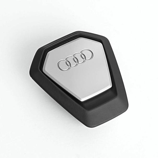 Singleframe luchtverfrisser zwart