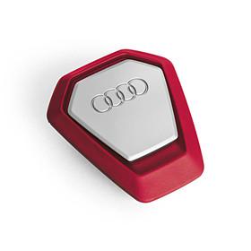 Audi Singleframe luchtverfrisser rood