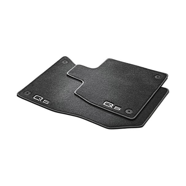 Audi Veloursmatten Q5, voor