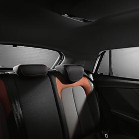 Audi Zonwering 3-delig Q2