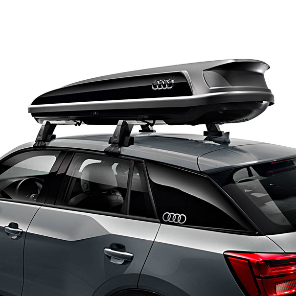 Audi Dakdragers Q2, zonder dakreling