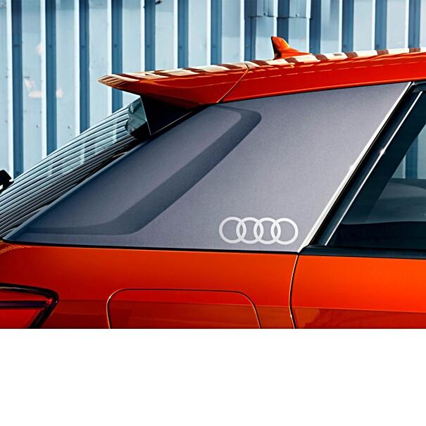 Audi Blades in platinagrijs voor de C stijl Q2