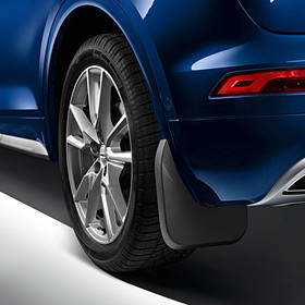 Audi Spatlappen achterzijde Q2