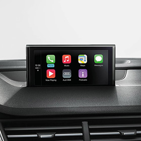 Audi Smartphone Interface A1