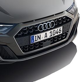 Audi Parkeerhulp voorzijde A1