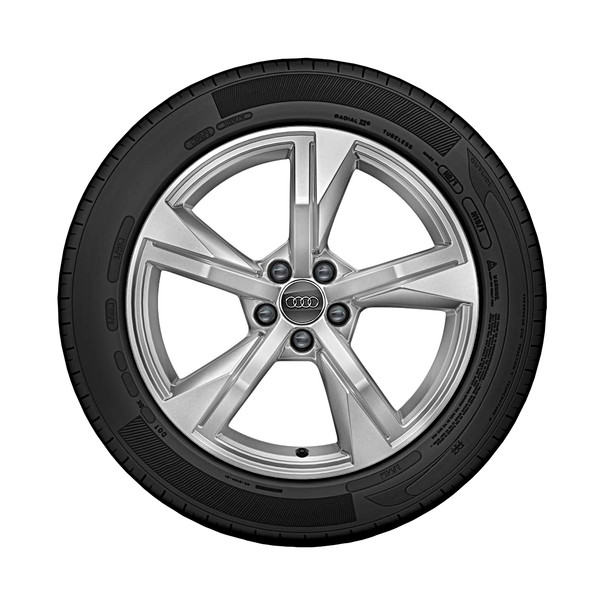 Audi 17 inch 5-arm ster winterset A1