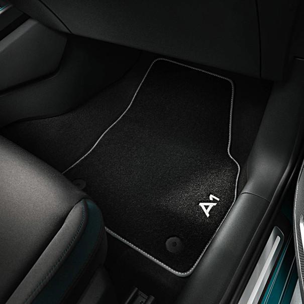 Audi Velours mattenset A1 Sportback, voor