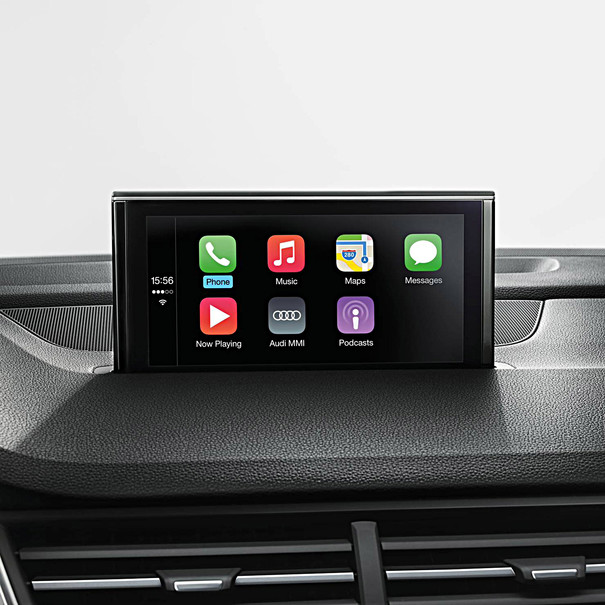 Audi Smartphone Interface Q3