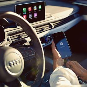 Audi Smartphone Interface Q3